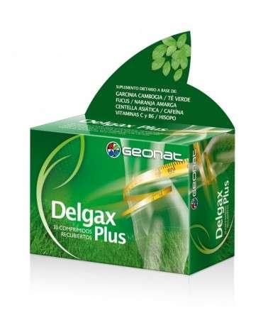 Delgax Plus 30 Cmp Provefarma - 1