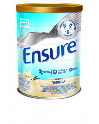 ENSURE VAINILLA 850 g Ensure - 1