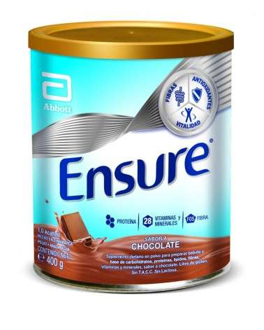 ENSURE CHOCOLATE 400 g Ensure - 1