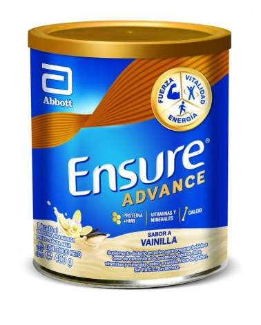 ENSURE ADVANCE VAINILLA 400 Ensure - 1