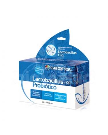 Geonat Lactobacillus rGG Probiotico de 30 Caps Provefarma - 1