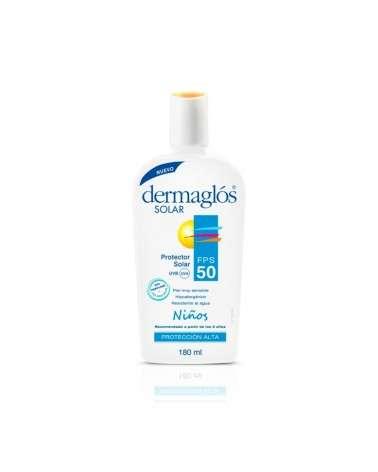 DERMAGLÓS SOLAR F50 NIÑOS EM 180 ML Dermaglós - 1