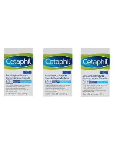 Cetaphil - Barra de Limpieza Profunda - 127gr Cetaphil - 1