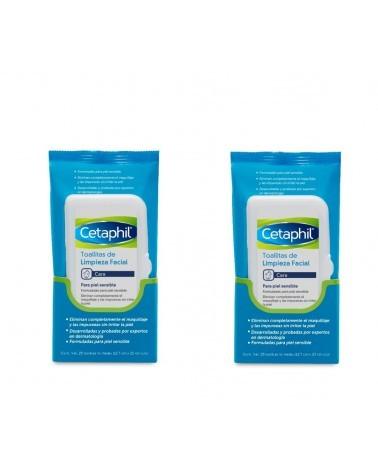 Cetaphil - Toallitas De Limpieza Facial - Desmaquillantes Cetaphil - 1
