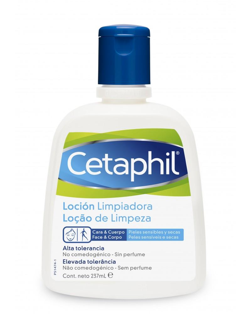 Cetaphil - Loción Limpiadora Para Piel Sensible - 237Ml Cetaphil - 1