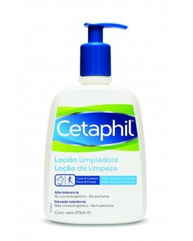 Cetaphil - Loción Limpiadora Para Piel Sensible - 473Ml Cetaphil - 1