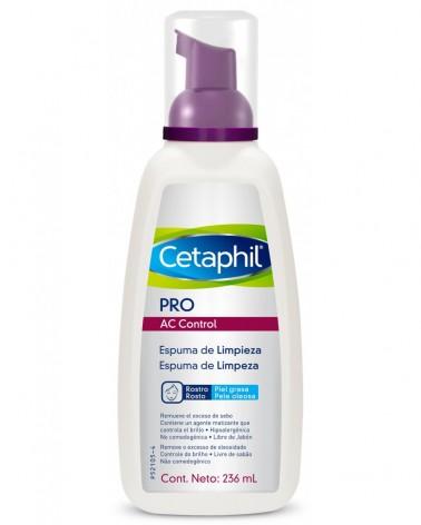 Cetaphil - PRO AC Control Espuma de limpieza- 236ml Cetaphil - 1