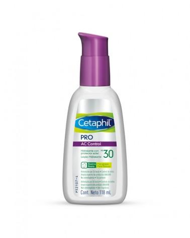Cetaphil - Pro Ac Control Hidratante Facial Spf 30 - 118 Ml Cetaphil - 1