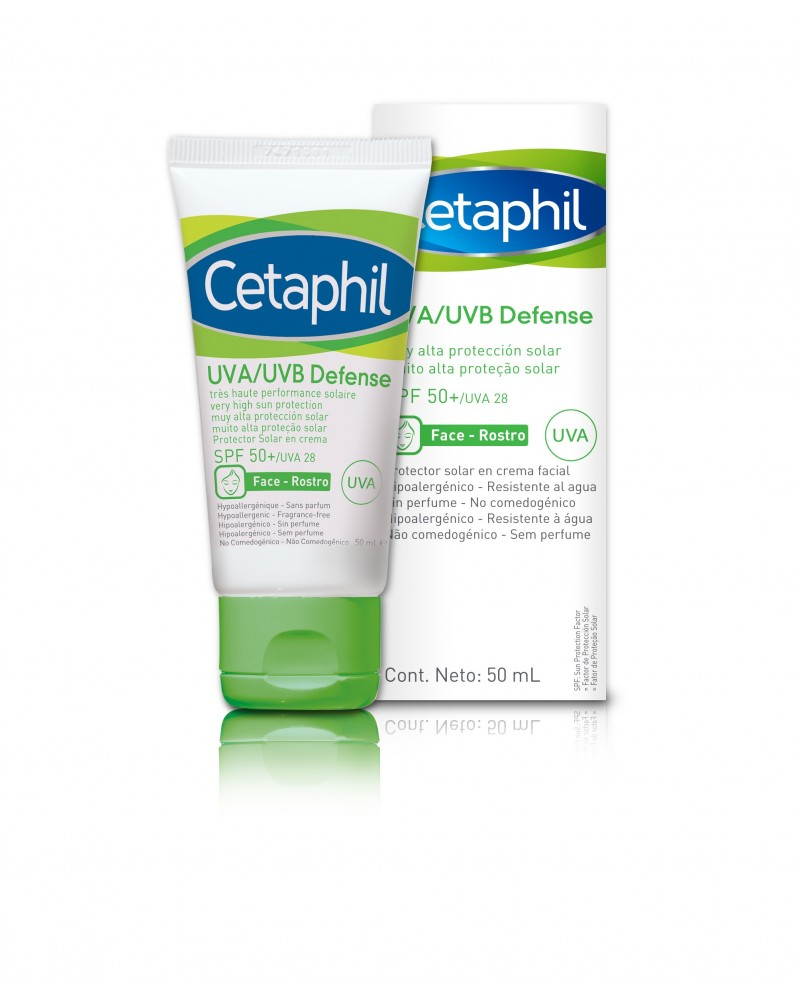 Cetaphil - Uv Defense Fps 50+ - 50Ml Cetaphil - 1