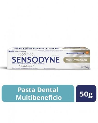 Sensodyne Multi Protección Fórmula Avanzada Pasta Dental Para Dientes Sensibles, 50G Sensodyne - 1