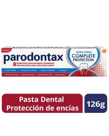 Parodontax Complete Protection Extra Fresh Que Ayuda A Prevenir Sangrado De Encías, 126G Parodontax - 1