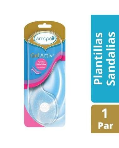 Plantillas Active Gel Sandalias Amopé X2U (Un Par) Amopé - 1