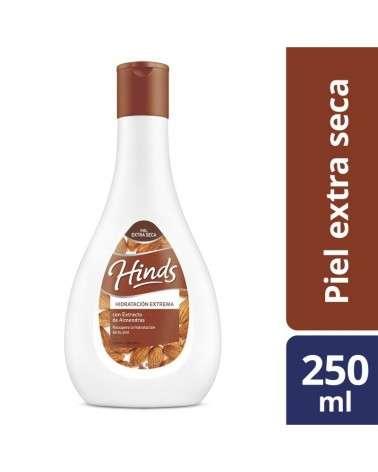 Hinds Hidratación Extrema Con Extracto De Almendras Crema Corporal , 250 Ml Hinds - 1
