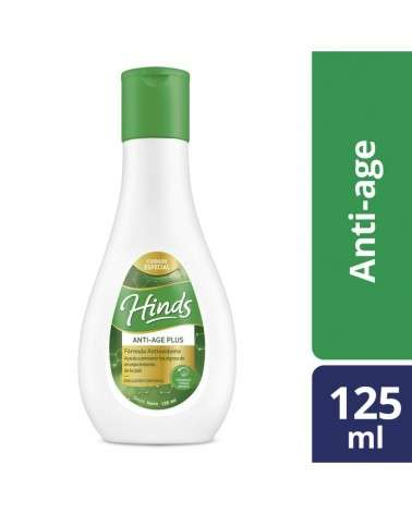 Hinds Anti - Age Plus Fórmula Antioxidante Emulsión Corporal, 125 Ml Hinds - 1