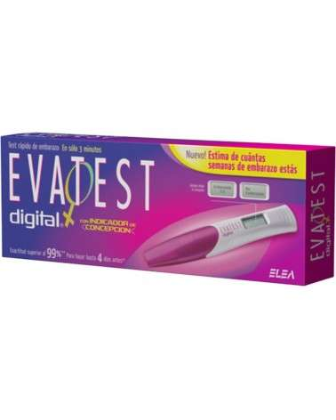 EVATEST  DIGITAL TEST EMBARAZO Evatest - 1