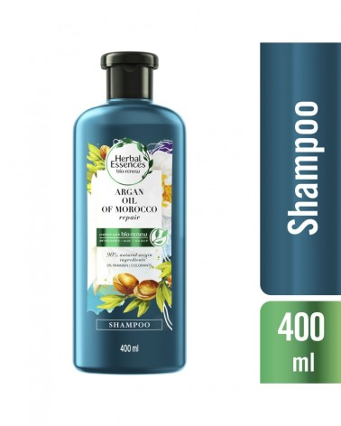 Shampoo Herbal Essences Bío:Renew Argan Oil Of Morocco 400 Ml Herbal Essences - 1