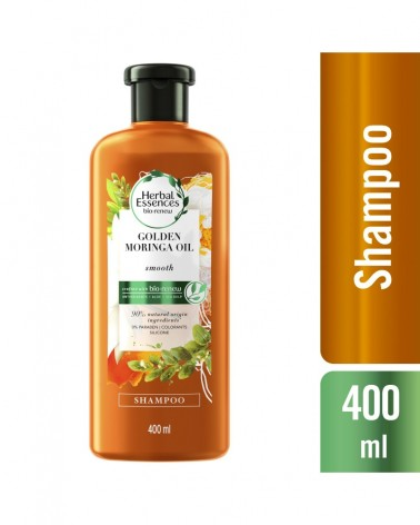 Shampoo Herbal Essences Bío:Renew Golden Moringa Oil 400 Ml Herbal Essences - 1