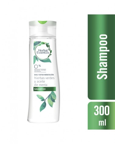 Shampoo Herbal Essences Daily Detox Hidratación 300 Ml Herbal Essences - 1