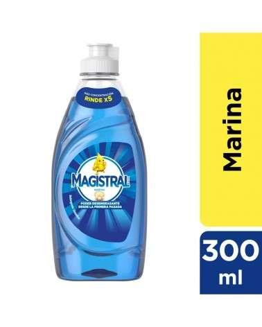 Detergente Sintético Magistral Ultra Marina 300 Ml Magistral - 1