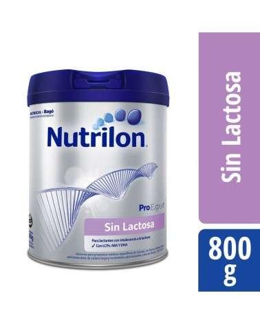 Nutrilon Sin Lactosa (Nf) Lata X 800 Gr Nutrilon - 1