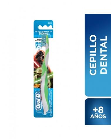 Cepillo Dental Oral-B Pro-Salud Stages CrossAction Star Wars Oral-B - 1