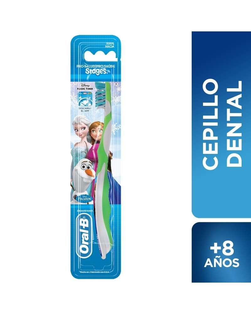 Cepillo Dental Oral-B Pro-Salud Stages Frozen Oral-B - 1