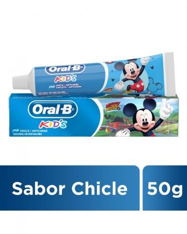 Pasta Dental Oral- B Kids Mickey 50 g Oral-B - 1