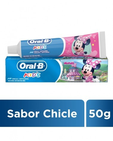 Pasta Dental Oral- B Kids Minnie 50 g Oral-B - 1