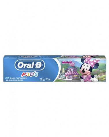 Pasta Dental Oral- B Kids Minnie 50 g Oral-B - 2