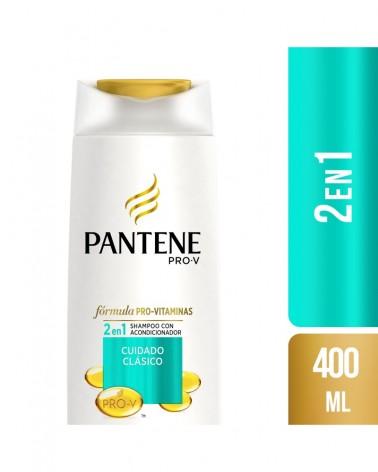 2en1 Pantene Pro-V Cuidado Clásico 400 ml Pantene - 1