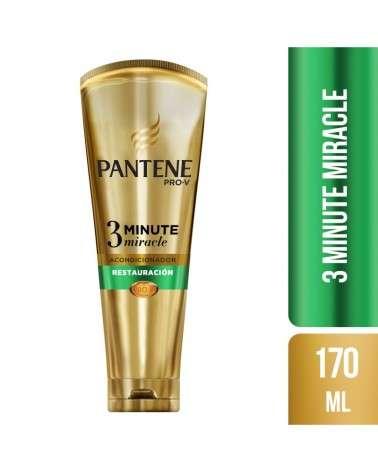 Acondicionador Diario Pantene Pro-V 3 Minute Miracle Restauración 170 ml Pantene - 1