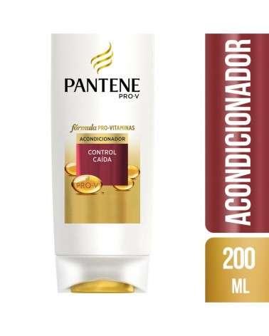 Acondicionador Pantene Pro-V Control Caída 200 Ml Pantene - 1