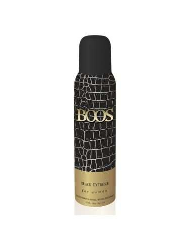 Boos - Desodorante Black Extrem X 150 Ml Boos - 1