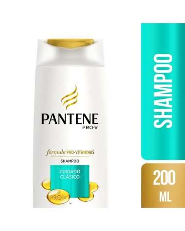 Shampoo Pantene Pro-V Cuidado Clásico 200 Ml Pantene - 1