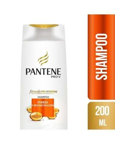Shampoo Pantene Pro-V Fuerza Y Reconstrucción 200 Ml Pantene - 1