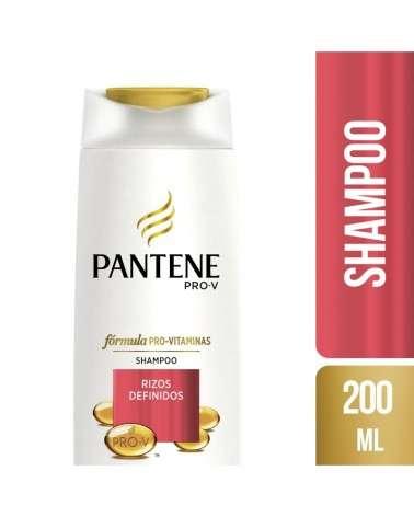 Shampoo Pantene Pro-V Rizos Definidos 200 Ml Pantene - 1