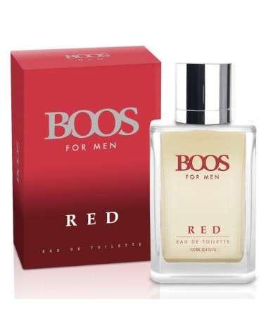 Boos Eau de Toilette Red 100 Ml Boos - 1