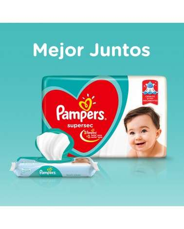 Pañales Pampers SuperSec XXG 8 Unidades Pampers - 1