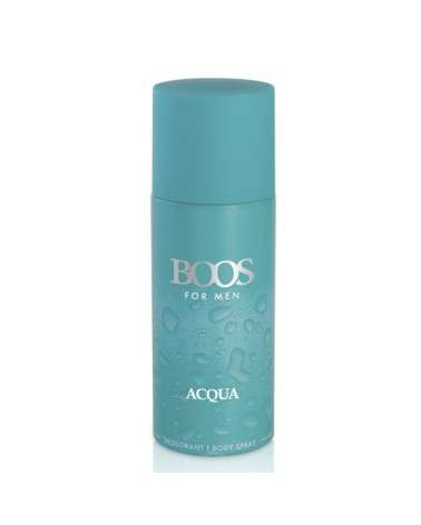 Boos - Desodorante Aerosol Acqua For Men X 150 Boos - 1
