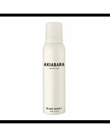 "Akiabara Desodorante En Aerosol X 123 Ml. ""Black Neroli"" AKIABARA - 1"
