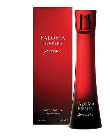 PALOMA PASSION EAU DE PARFUM x 100 ML. C/VAPORIZADOR  - 1