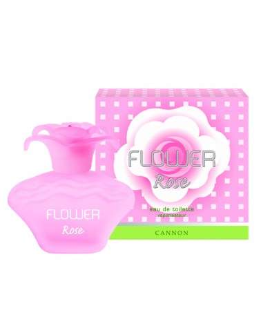FLOWER ROSE EAU DE TOILETTE x 40 ML. C/VAPORIZADOR  - 1