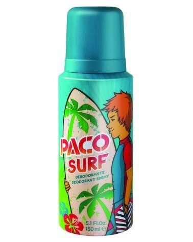 Paco Surf Desodorante Aerosol X 150 Ml.  - 1