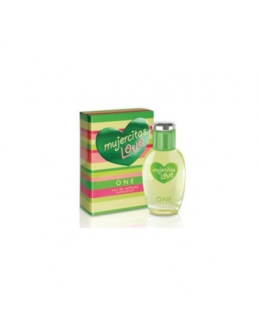 MUJERCITAS LOVE EDT - ONE x 50 ML. C/VAPORIZADOR  - 1