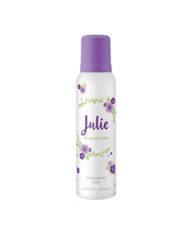 Mujercitas Julie Desodorante Aerosol X 123 Ml.  - 1