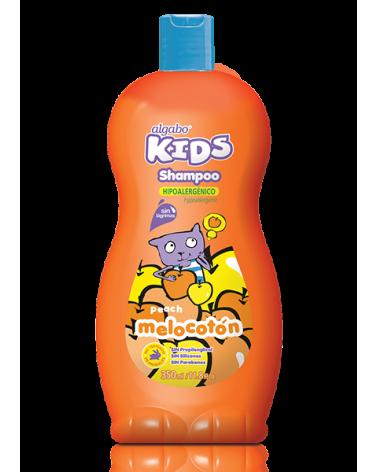 ALGABO KIDS champú 350 ml durazno/melocotón ALGABO - 1