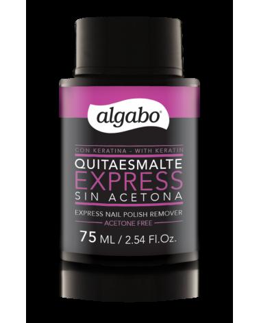 Algabo Quitaesmalte Express 75 Ml C/Keratina ALGABO - 1