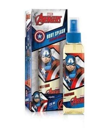 Avengers Colonia Capitán América C/Estuche 125 Ml ALGABO - 1