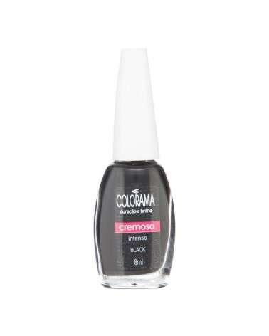 Esmalte De Uñas Colorama Negro X 8Ml Maybelline - 1