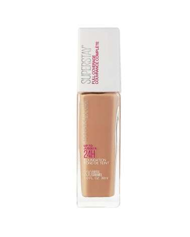 Base De Maquillaje Maybelline Super Stay 24Hs Full Coverage Honey 320 X30 Ml Maybelline - 1